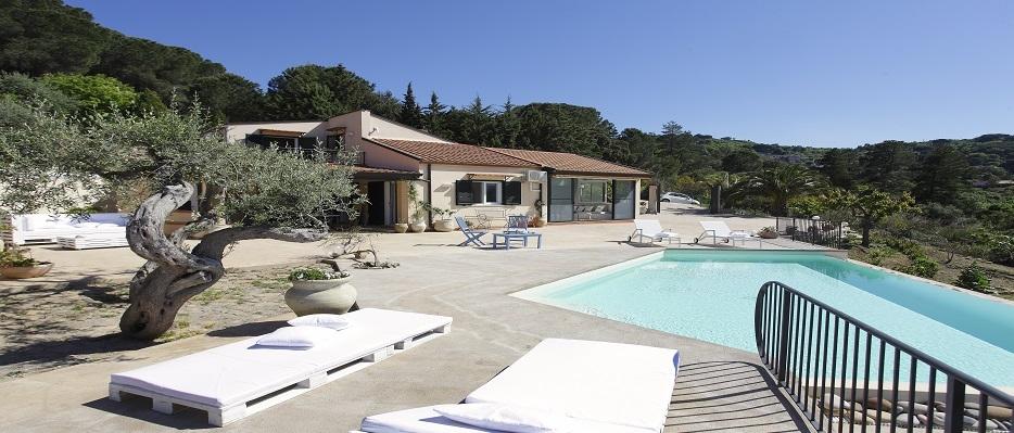 villa deodata swimming pool - Villa Rental Sicily