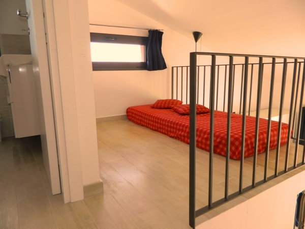 Extra single bed upstairs